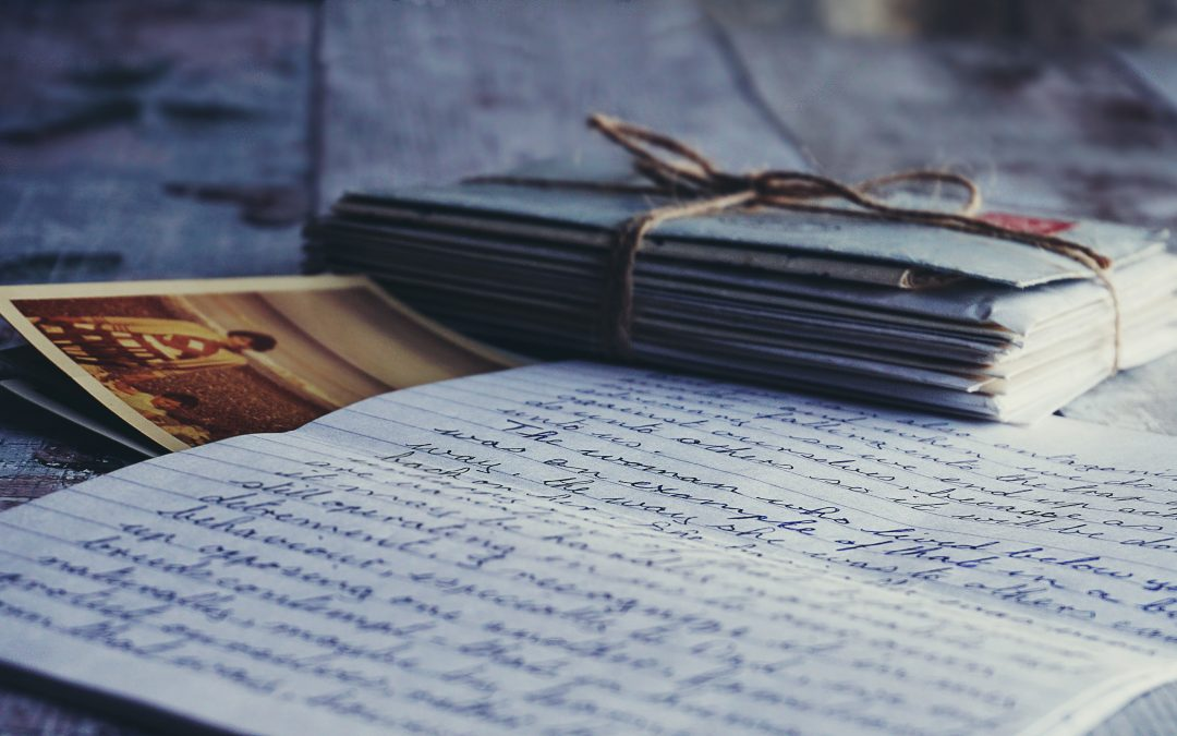 La correspondance pour mieux écrire